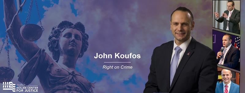 John Koufos - Right on Crime
