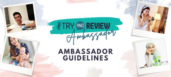 Ambassador Guidelines