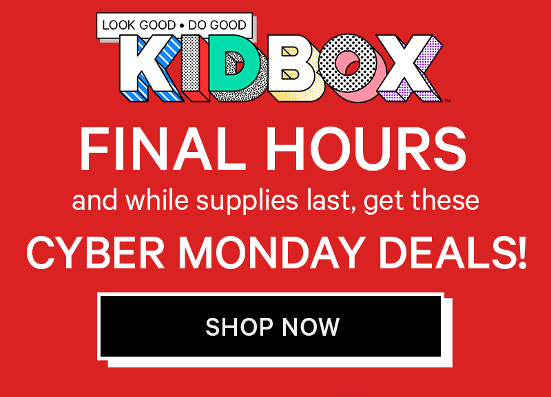 FINAL HOURS To Get These Cyber Monday Deals!