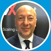 Matteo Maurizio CEO X-Net