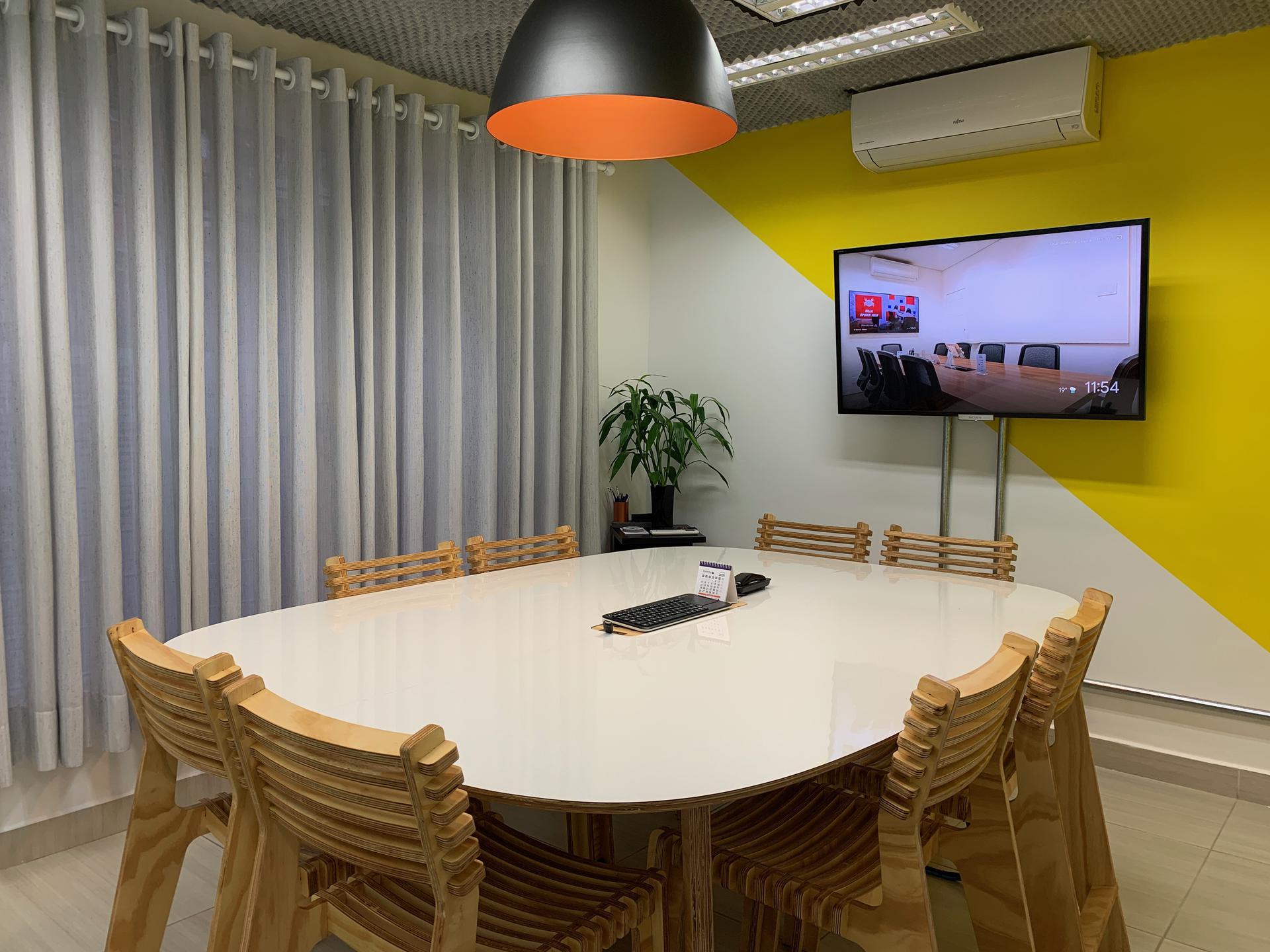 Sala de reunião Wolverine