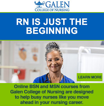 advance your nursing career with a Galen Nursing College education