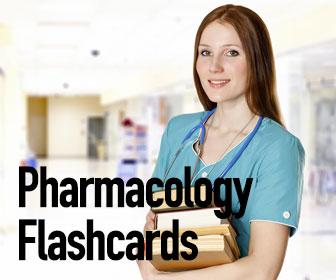 Pharmacology Flashcards