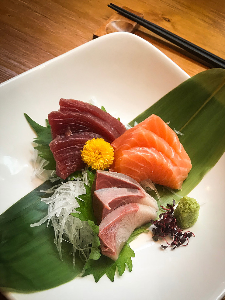 Are YOU eating sashimi the RIGHT and SAFE way? - J Passport