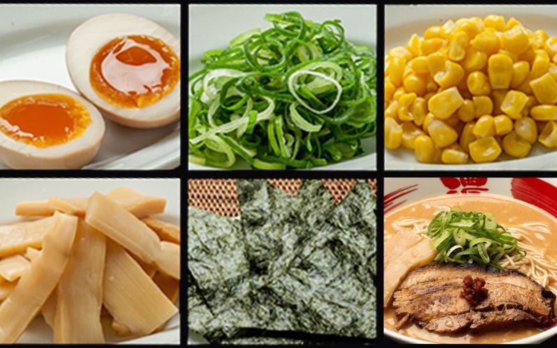 bariuma - Free Topping this Month + Our Reviews for Popular Bariuma Garlic Ramen!