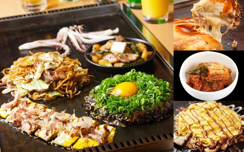 fugetsu - Premium Wagyu Okonomiyaki Course Set, only $65++ for 2 pax!!