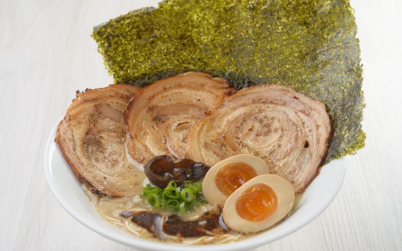 ramenhitoyoshi - Anniversary Special Chashu Ramen at only $10.90++!!