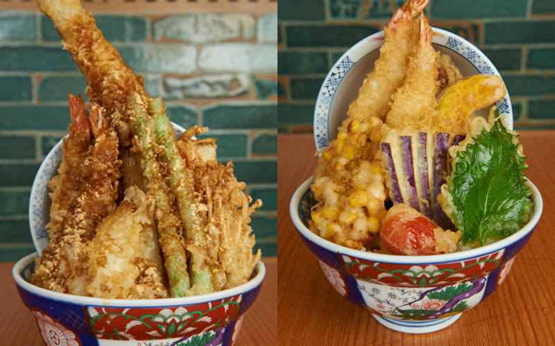 tendonkohaku - If you are Fan of Tendon, come check out Anniversary Tendon at $10 too!