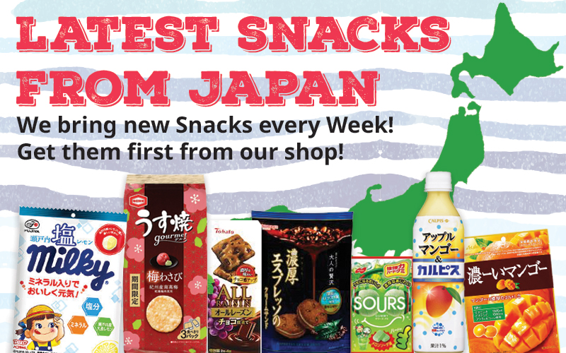 midtownmart - Get this first at Midtown Mart - Asahi Mango Candy, MEIJI Chocolate Cookie and more!