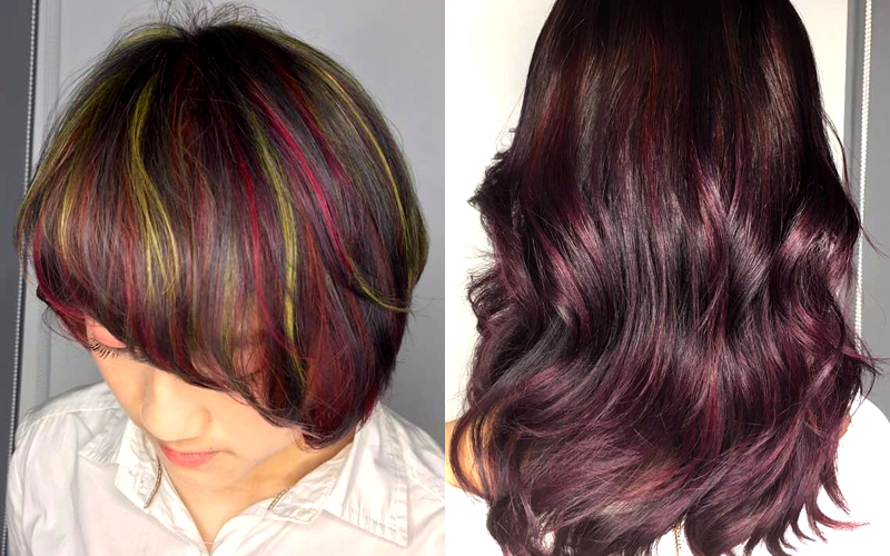 colors - People's impression is decided by 70% colors from Hair. Try customizing your hair color now!
