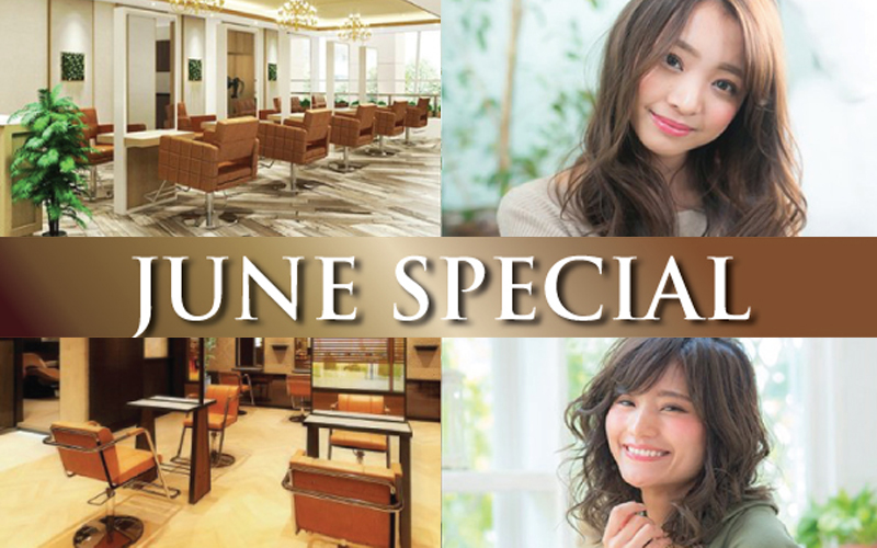 aube - One of Japan's most popular Hair Salon is here!