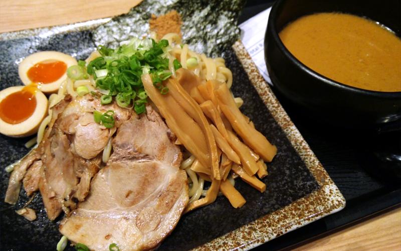 sapporo - Best Taste of Tsukemen from Menya Kaiko. Have you tried it?