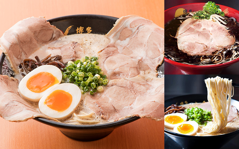 ikkousha - Dine in 4s, get 1 Authentic Hakata Ramen for FREE!!