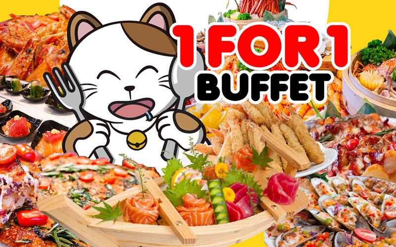 Manekineko buffet