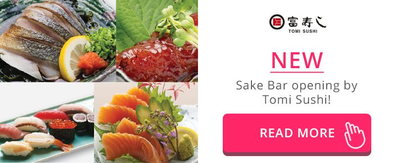 New Sake Bar