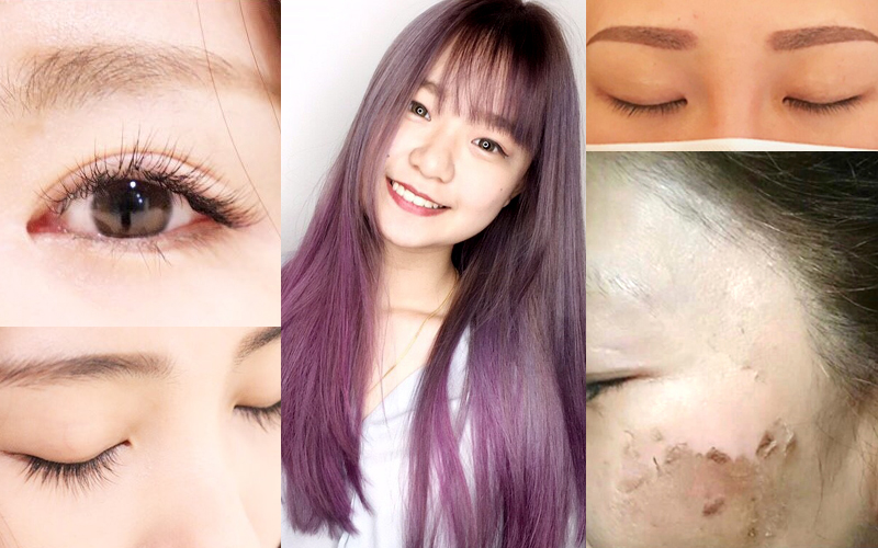 sweetbasil-50% Off Anniversary Promotion - One Beauty Salon, 3 Beauty Services ~ Hair, Eyes and Face~