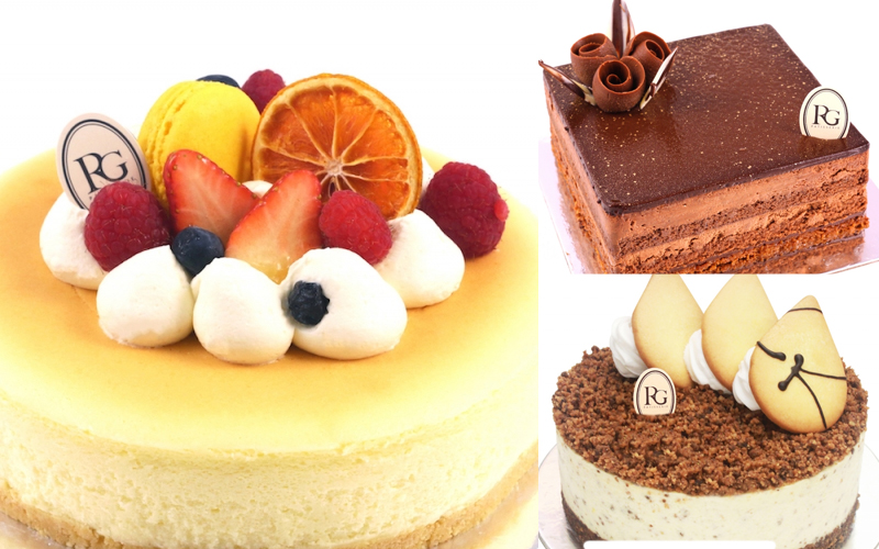 rivegauche - Special Promotion, 20% Off Whole Cakes at Rive Gauche!