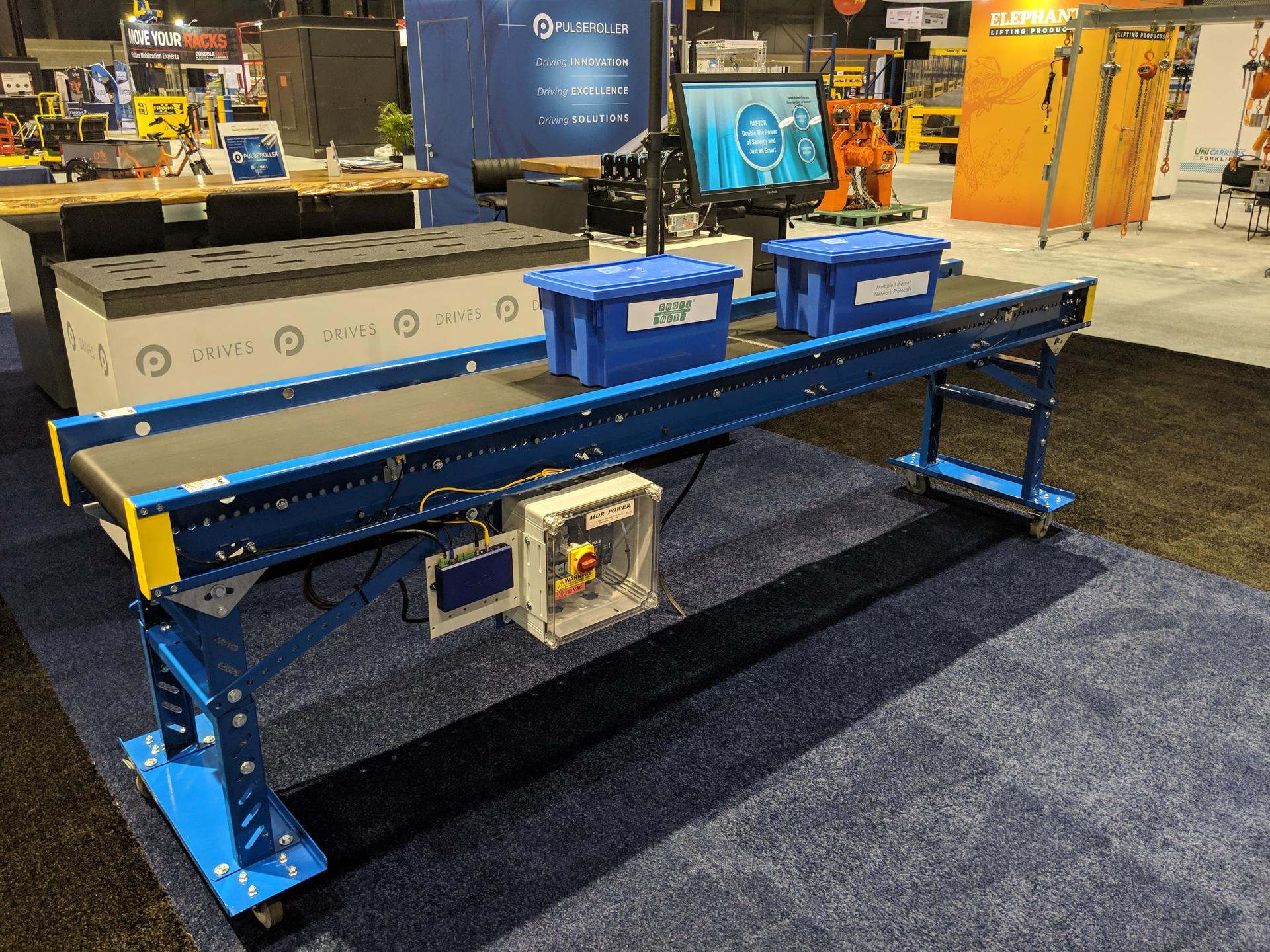 PULSEROLLER Conveyor Systems