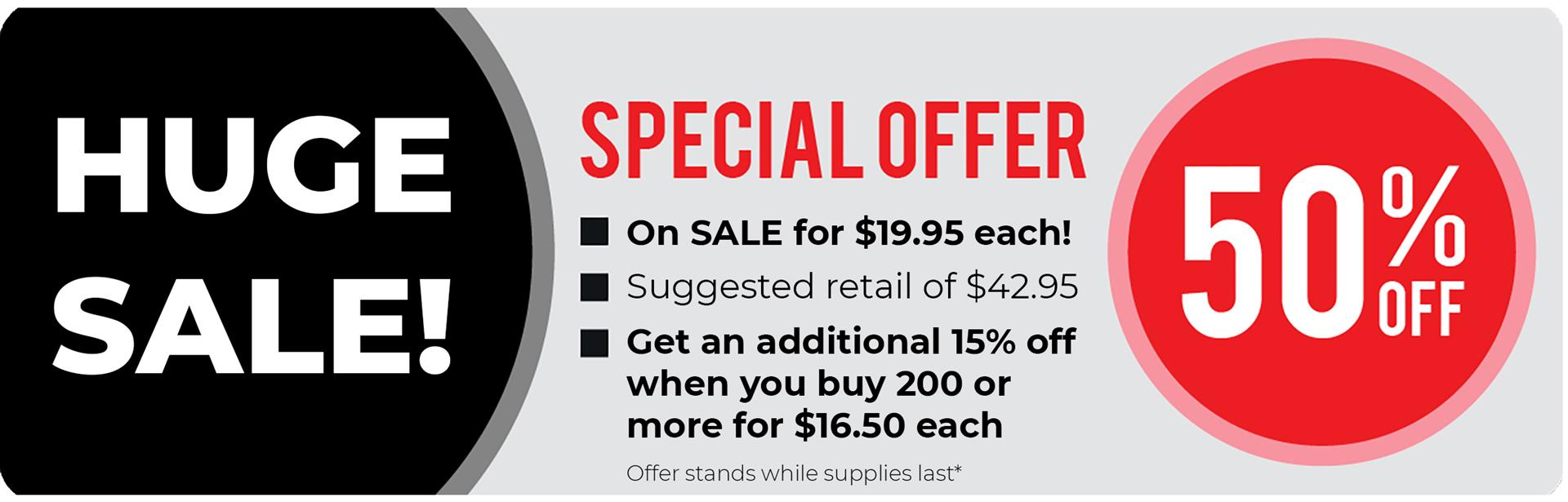 Special Offer from Peerless Electronics