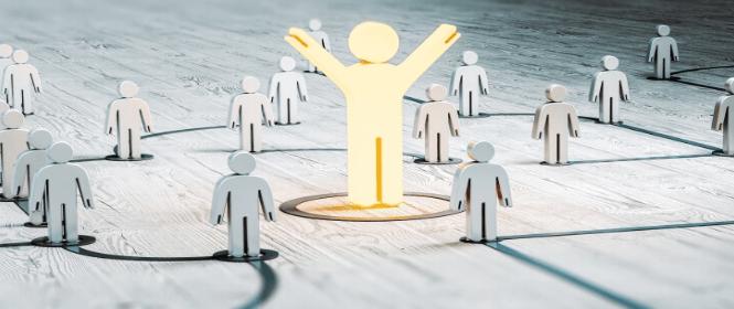Vodja ''z leskom v očeh''- sodobni načini vodenja in motiviranja sodelavcev