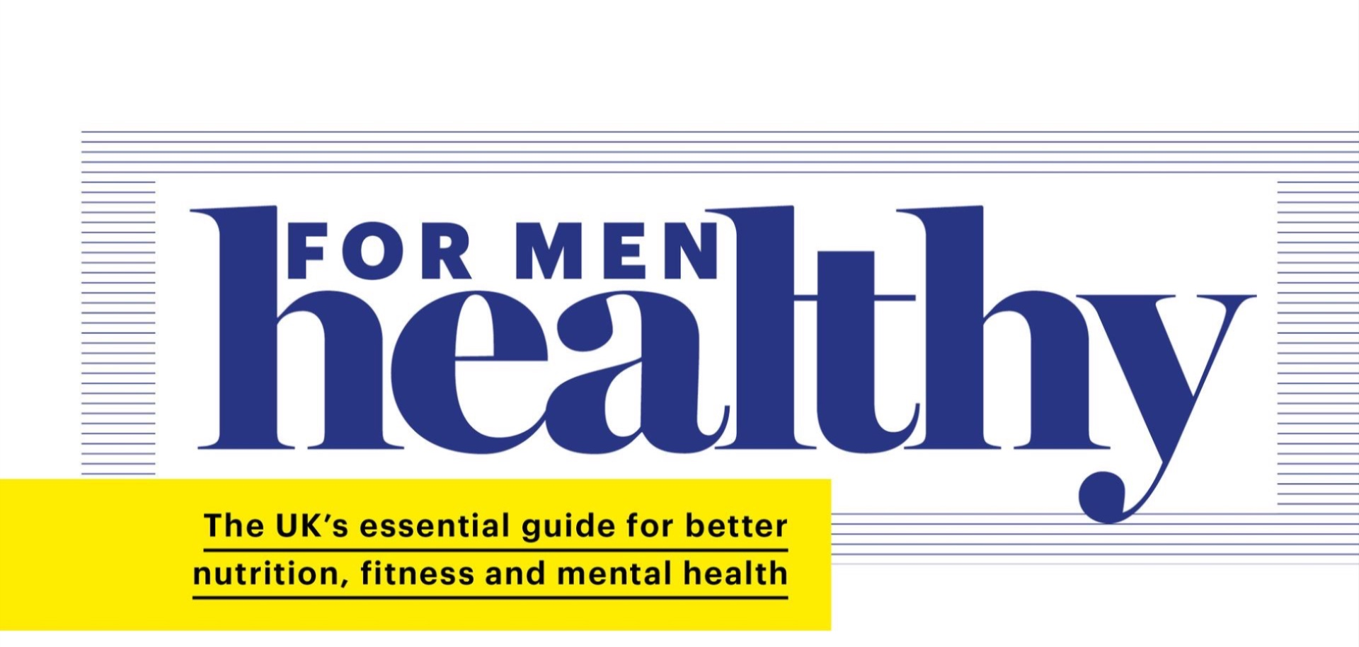 Healthy For Men