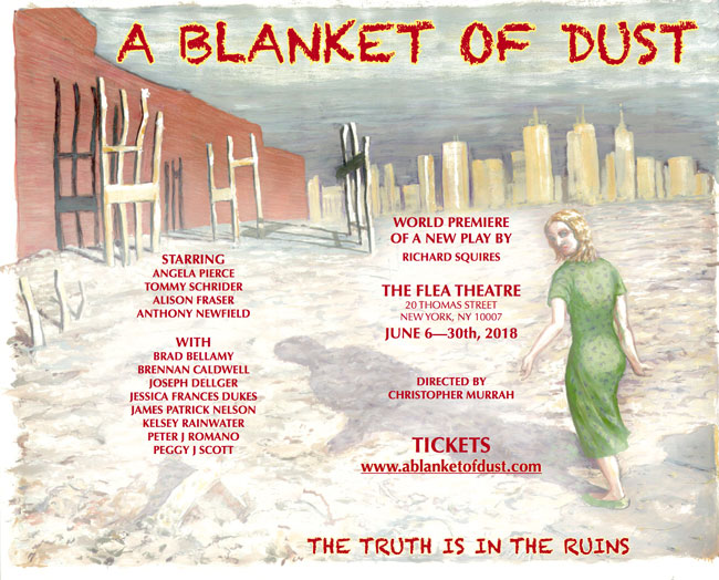 9/11 Widow's Painful Search for Justice Is Brought to Life in 'A Blanket of Dust'