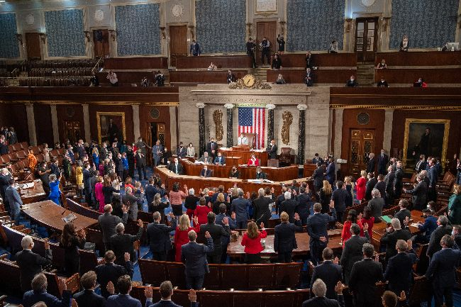 Our Due Diligence with Congress