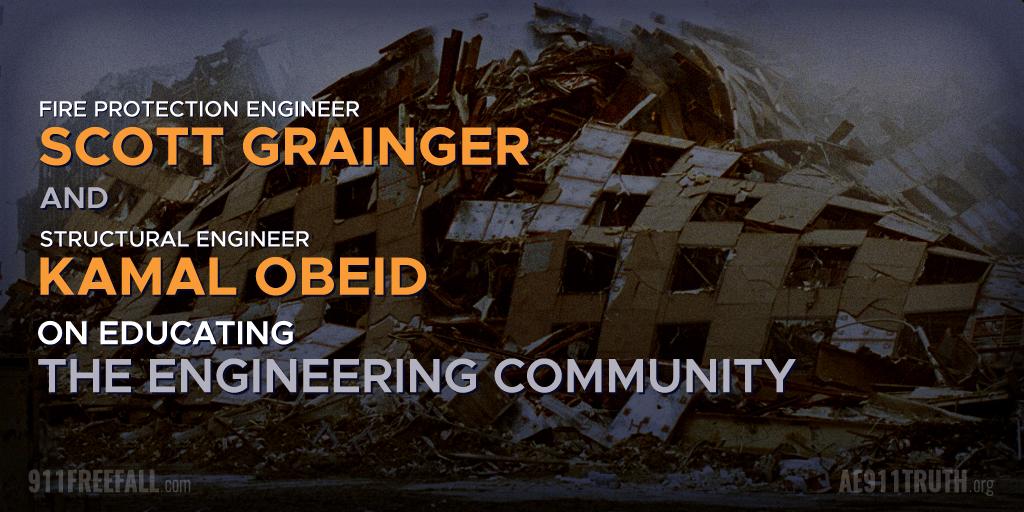 Scott Grainger and Kamal Obeid on educating the engineering Community