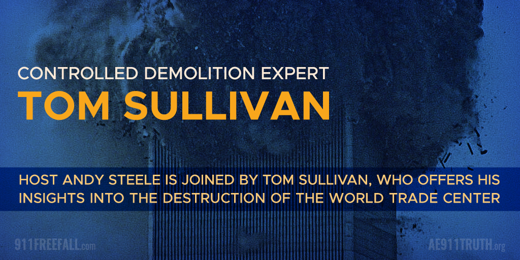 What a demolition technician says about 9/11…