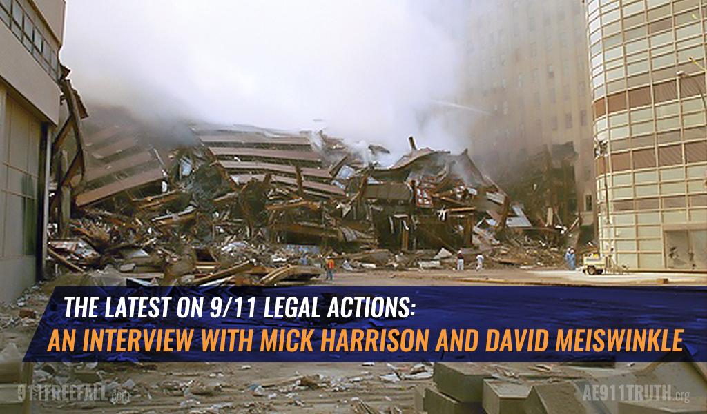 9/11 Grand Jury and FBI Lawsuits