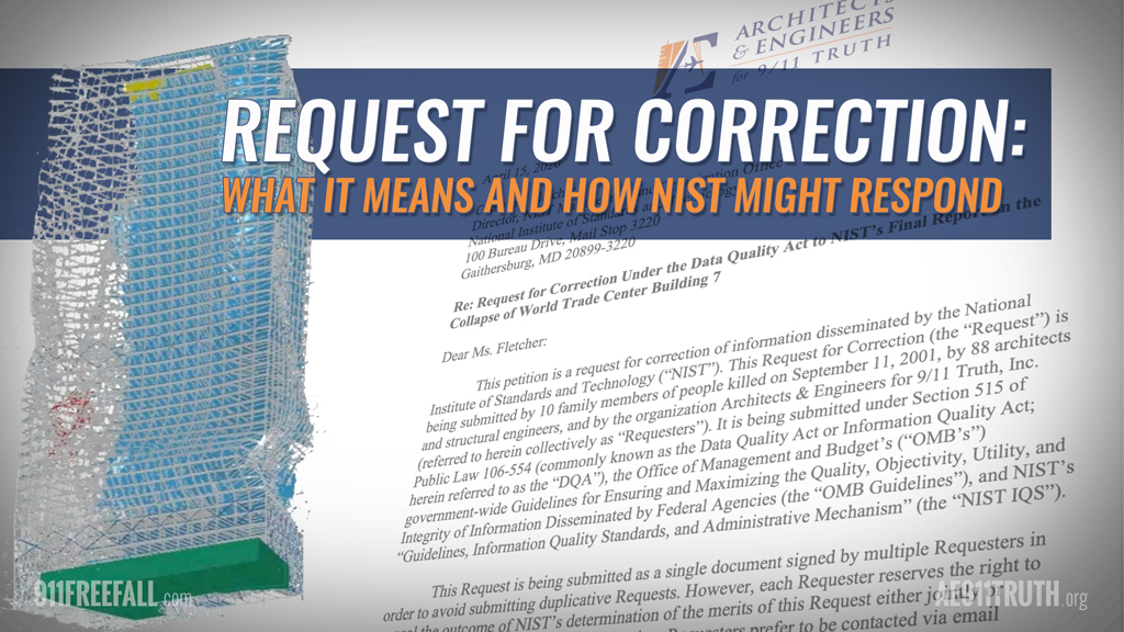 Truth strikes. How will NIST respond?