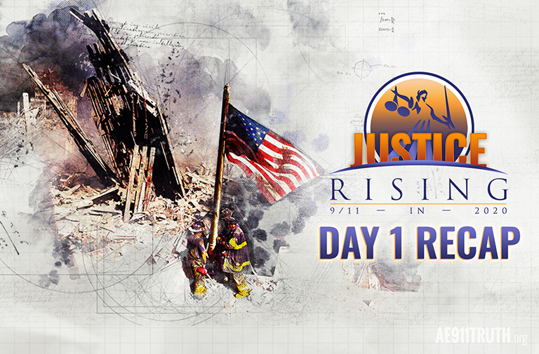 9/11 Truth Legal Efforts: A Recap of Justice Rising Day 1