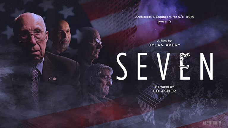 New Film SEVEN Available Today on Multiple Streaming Platforms!