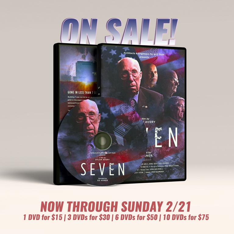 SEVEN ON SALE!