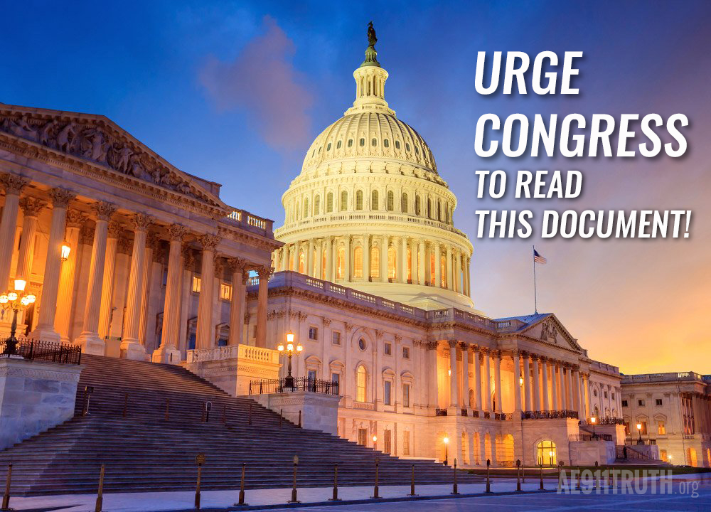 Is Your Rep. on the Oversight or Science Committees? We Need You to Contact Them