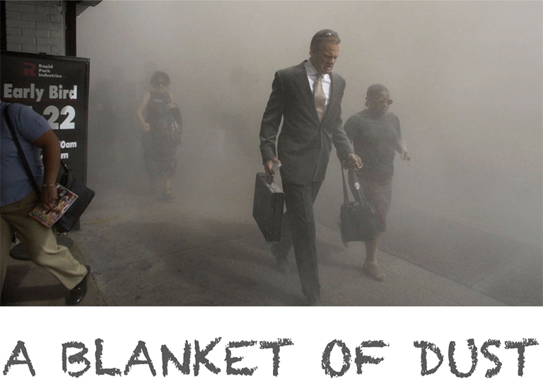 A Blanket of Dust