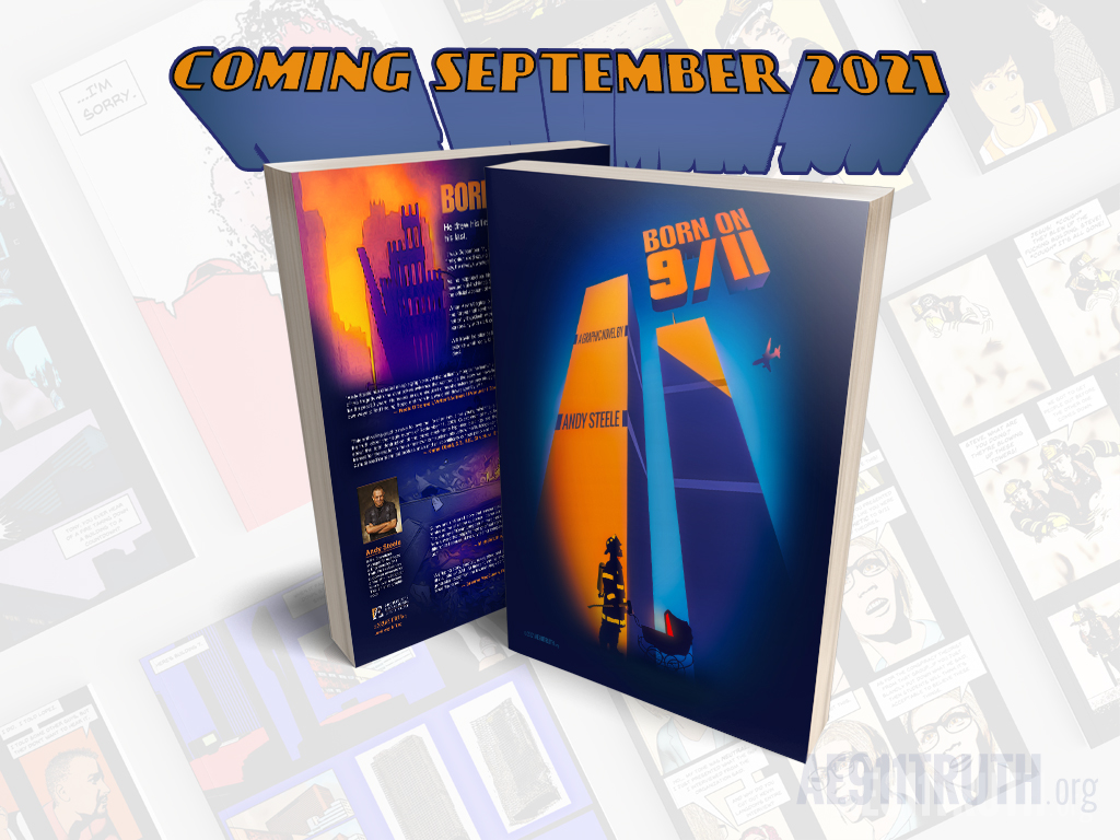 AE911Truth to mark 20th anniversary of 9/11 with epic graphic novel