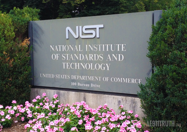 UAF, AE911Truth Disclose All Data from WTC 7 Study — Time for NIST to Do the Same