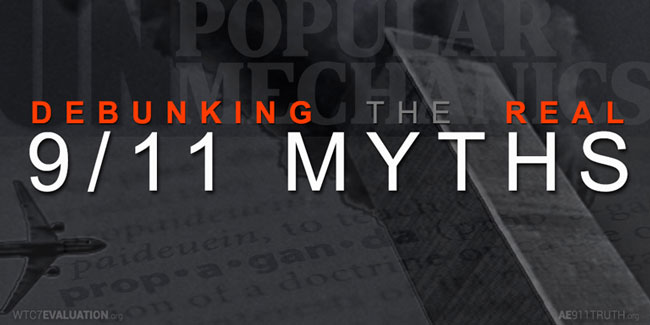 Debunking The Real 9/11 Myths
