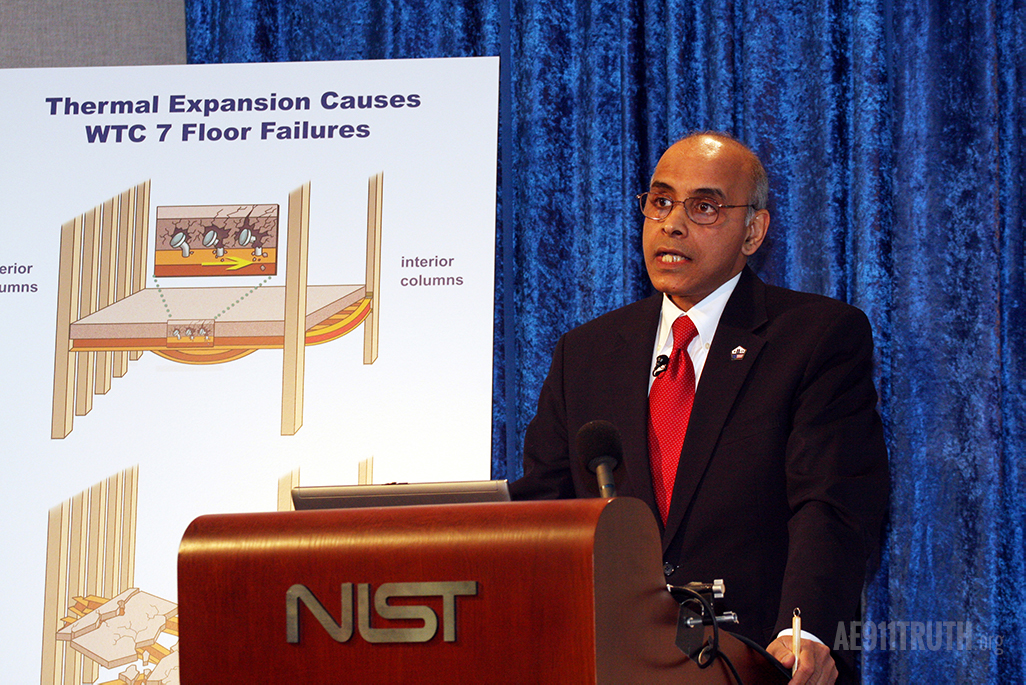 9/11 families sue NIST over World Trade Center Building 7 report