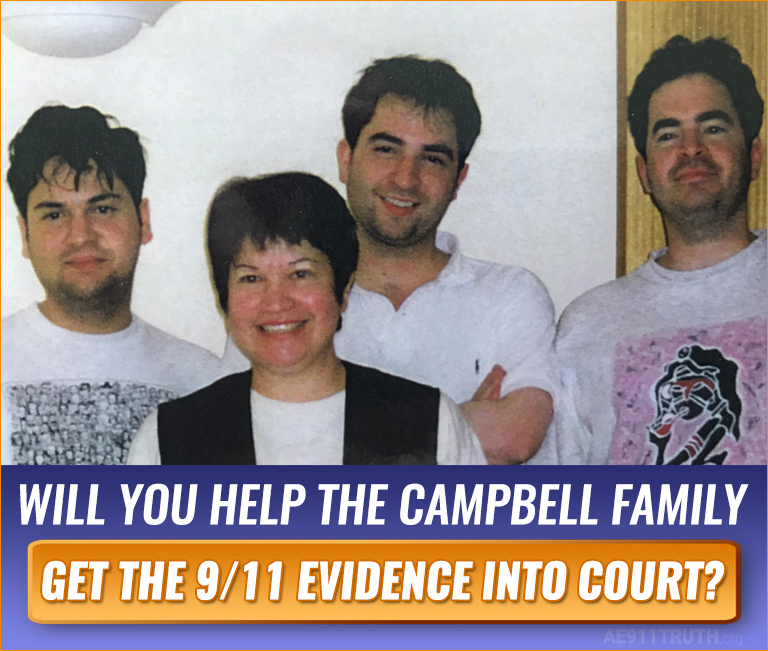 A Courageous Family Needs Your Help to Seek Justice for the Murder of Their Son on 9/11