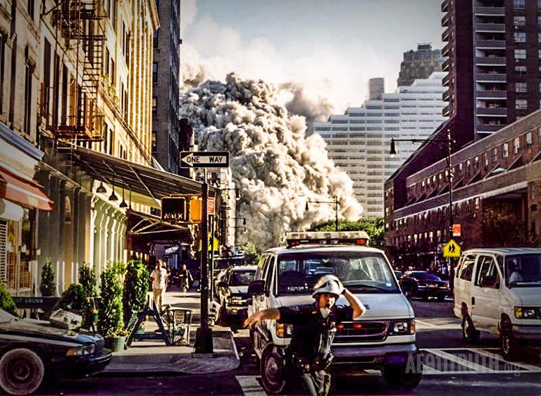 "NY1 Reporter Described ""A Loud, Incredibly Loud Explosion"""