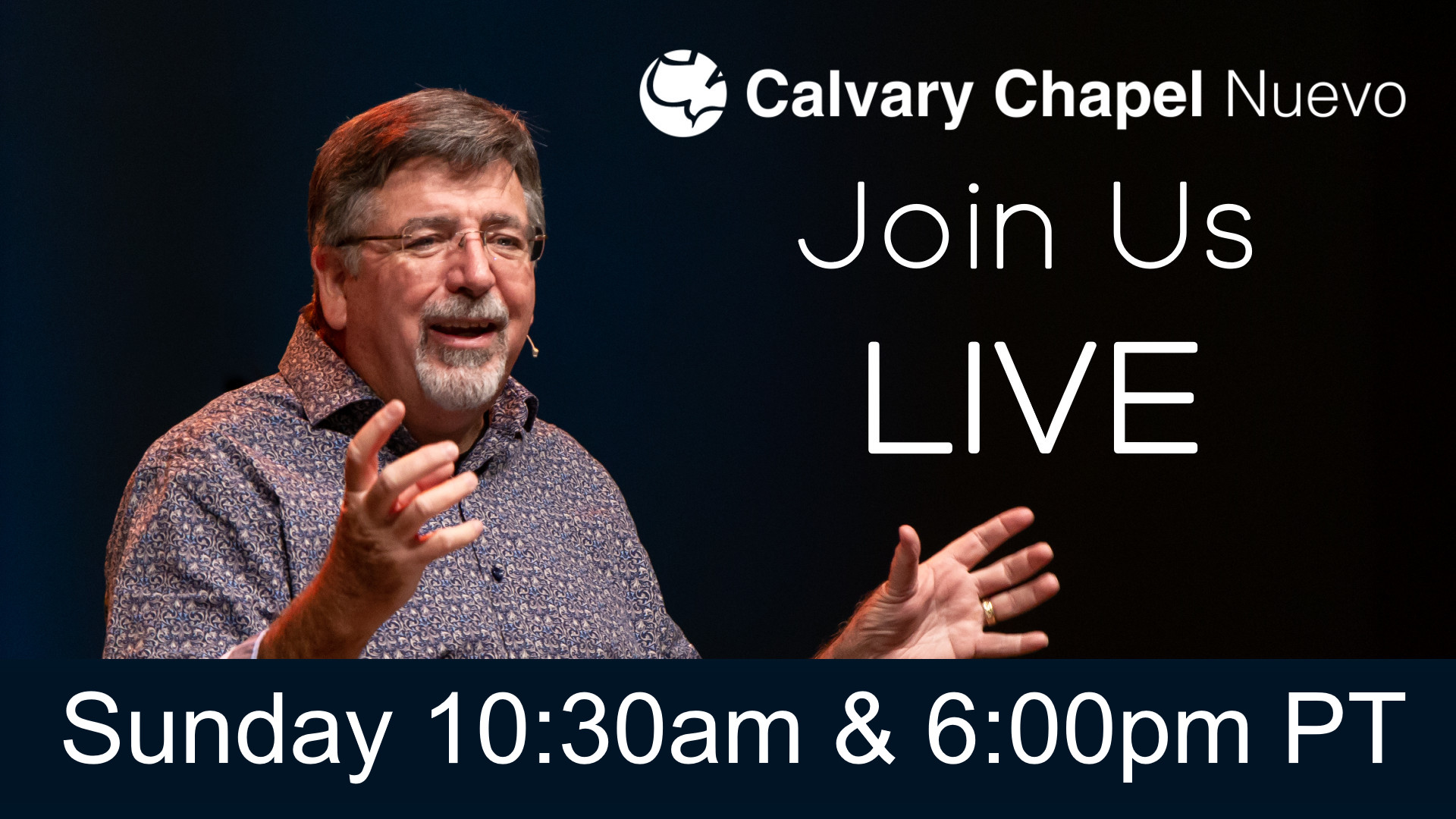 Click to go to Live Service
