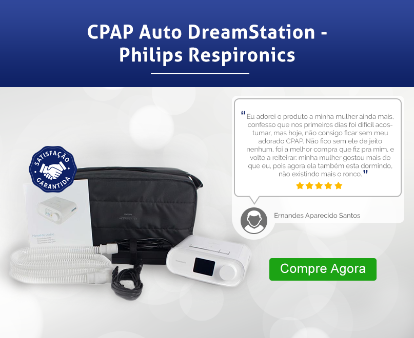 CPAP Auto DreamStation - Philips Respironics