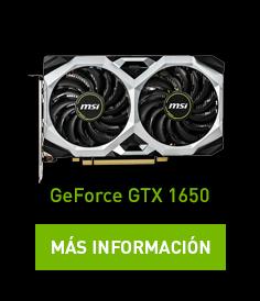 Geforce© GTX 1650