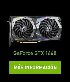 Geforce© GTX 1660