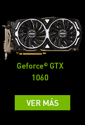 Geforce© GTX 1060