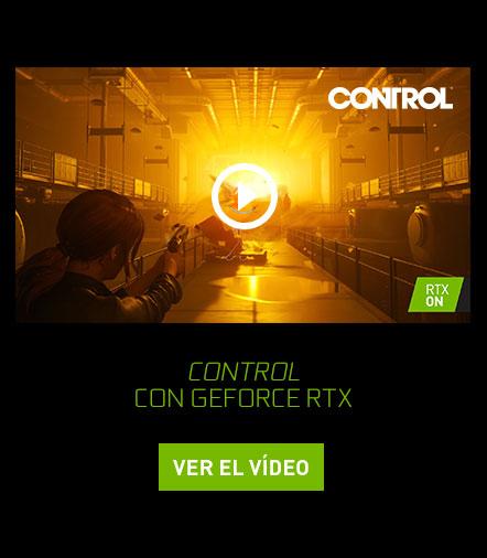 NVIDIA | Control Vid
