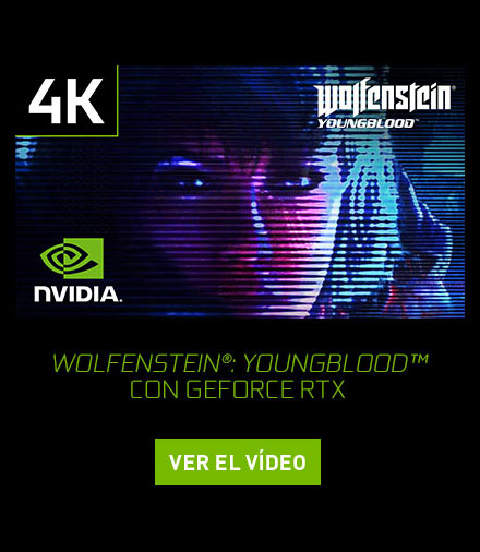 NVIDIA | Wolfstein Youngblood Vid