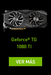 Geforce© TG 1080 TI
